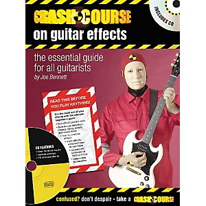 Artemis-Music-Crash-Course-on-Guitar-Effects--Book-CD--Standard