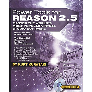 Backbeat-Books-Power-Tools-for-Reason-2-5--Book-CD-ROM--Standard