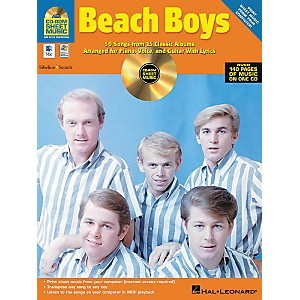 iSong-Beach-Boys--CD-ROM--Standard