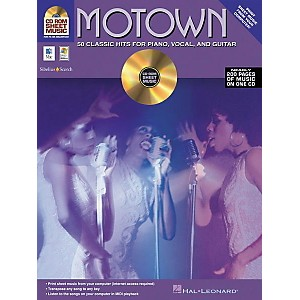iSong-Motown---50-Classic-Hits-for-Piano-Vocal-Guitar--CD-ROM--Standard