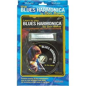 Waltons-Learn-To-Play-Blues-Harmonica-Book-and-CD-Standard