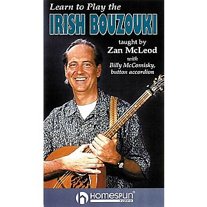 Homespun-Learn-to-Play-the-Irish-Bouzouki--VHS--Standard