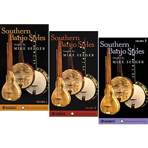 Homespun-Southern-Banjo-Styles-3-Video-Set--VHS--Standard