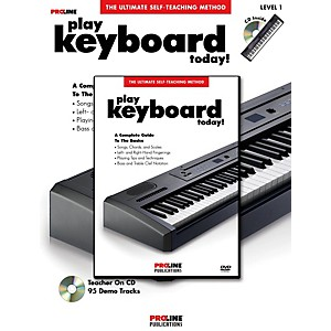 ProLine-Play-Keyboard-Today---Book-DVD-Pack--Standard
