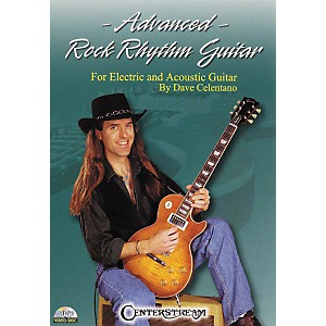 Centerstream-Publishing-Advanced-Rock-Rhythm-Guitar--DVD--Standard