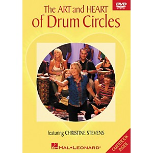 Hal-Leonard-The-Art-and-Heart-of-Drum-Circles--DVD--Standard