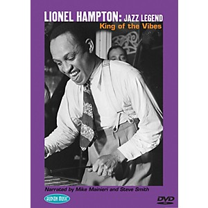 Hudson-Music-Lionel-Hampton--Jazz-Legend--DVD--Standard