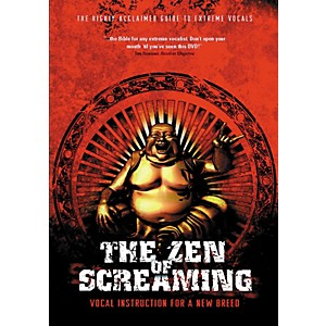 Alfred-The-Zen-Of-Screaming-Dvd-Cd-Standard