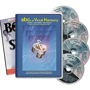 Born-to-Sing-ABCs-of-Vocal-Harmony--4-CDs-Book--Standard
