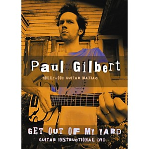 Alfred-Paul-Gilbert---Get-Out-Of-My-Yard-DVD-Standard