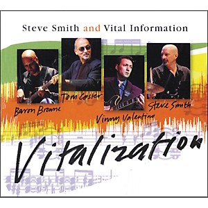 Hudson-Music-Steve-Smith-and-Vital-Information---Vitalization-CD-Standard