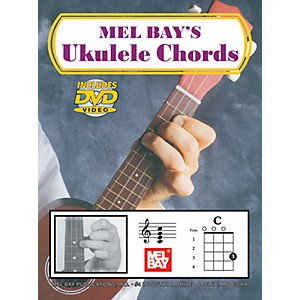 Mel-Bay-Ukulele-Chords--Book-DVD--Standard