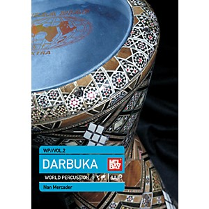 Mel-Bay-World-Percussion-DVD-Volume-2---Darbuka-Standard