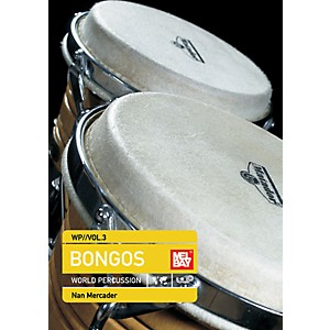 Mel-Bay-World-Percussion-DVD-Volume-3---Bongos-Standard