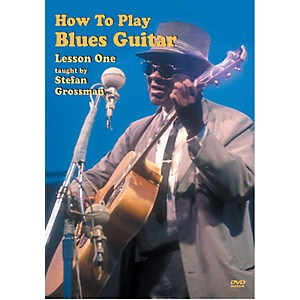 Mel-Bay-How-to-Play-Blues-Guitar-DVD--Lesson-1-Standard