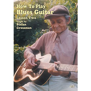 Mel-Bay-How-to-Play-Blues-Guitar-DVD--Lesson-2-Standard