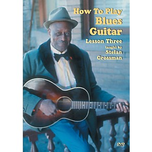 Mel-Bay-How-to-Play-Blues-Guitar-Lesson-3-DVD-Standard