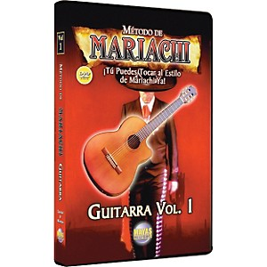 Mel-Bay-Metodo-De-Mariachi-Guitarra-DVD--Volume-1---Spanish-Only-Standard