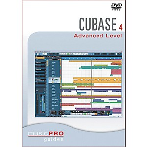 Hal-Leonard-Cubase-SX-4-0-Advanced-Level-DVD-Music-Pro-Guide-Series-Standard