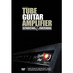 KENDRICK-Tube-Guitar-Amplifier-Servicing-and-Overhaul--DVD--Standard