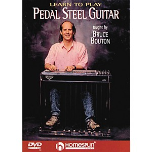 Homespun-Learn-To-Play-Pedal-Steel-Guitar--DVD--Standard
