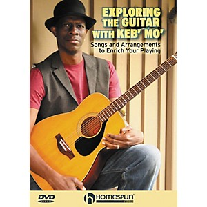 Homespun-Exploring-The-Guitar-with-Keb--Mo--DVD-with-Tab-Standard