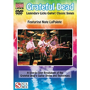 Cherry-Lane-Grateful-Dead-Legendary-Licks---Classic-Songs-for-Guitar-DVD-Standard