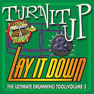 RhythmTech-Turn-It-Up-Lay-It-Down-Volume-3-Rock-It-Science--CD--Standard