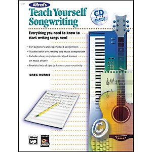 Alfred-Teach-Yourself-Songwriting--Book-CD--Standard