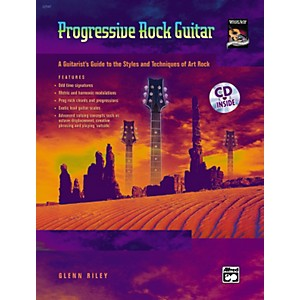 Alfred-Progressive-Rock-Guitar-Book-w-CD-Standard