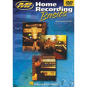 Musicians-Institute-Home-Recording-Basics--DVD--Standard