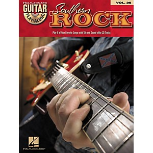 Warner-Chappell-Music-Southern-Rock-Volume-36-Guitar-Play-Along--Book-CD--Standard