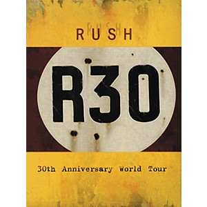 Hal-Leonard-Rush---R30---30th-Anniversary-World-Tour-DVD-Standard