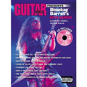 Alfred-Guitar-World-Presents-Dimebag-Darrell-s-Riffer-Madness-Book-with-CD-Standard