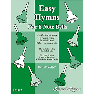 Rhythm-Band-Easy-Hymns---12-Hymns-for-8-Note-Handbells---Deskbells-Book-with-CD--Standard
