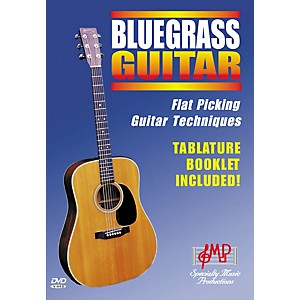 Specialty-Music-Productions-Bluegrass-Guitar---Flat-Picking-Guitar-Techniques--DVD--Standard
