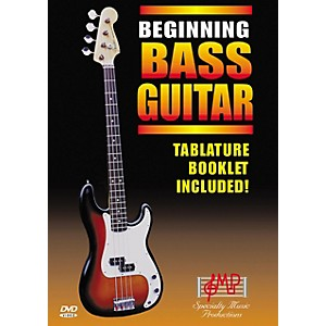 Specialty-Music-Productions-Beginning-Bass-Guitar-DVD-Standard