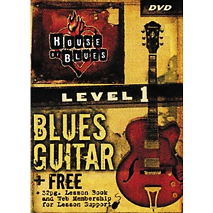 Rock-House-Blues-Guitar-Level-1--DVD--Standard