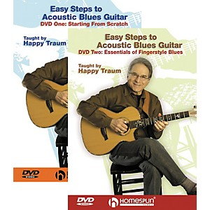 Homespun-Easy-Steps-to-Acoustic-Blues-Guitar-2-DVD-Set-Standard