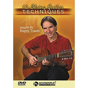 Homespun-12-String-Guitar-Techniques--DVD--Standard