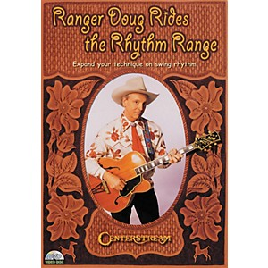 Centerstream-Publishing-Ranger-Doug-Rides-the-Rhythm-Range--DVD--Standard