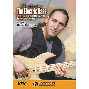 Homespun-Mastering-the-Electric-Bass--Scales-2--DVD--Standard