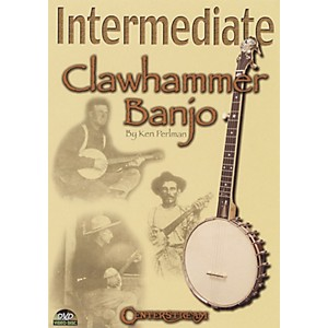 Centerstream-Publishing-Intermediate-Clawhammer-Banjo--DVD--Standard