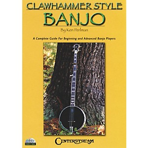 Centerstream-Publishing-Clawhammer-Style-Banjo--2-DVD-Set--Standard