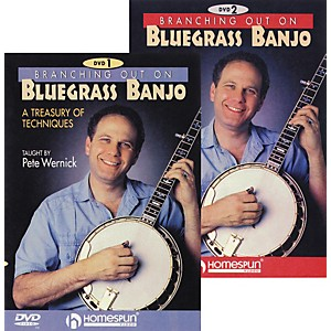 Homespun-Branching-Out-On-Bluegrass-Banjo-2-DVD-Set-Standard