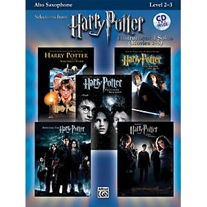 Alfred-Harry-Potter-Instrumental-Solos---Movies-1-5-Alto-Sax