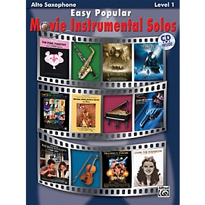 Alfred-Easy-Popular-Movie-Instrumental-Solos-Alto-Sax