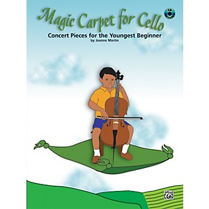 Alfred-Magic-Carpet--Concert-Pieces-for-the-Youngest-Beginners-Cello