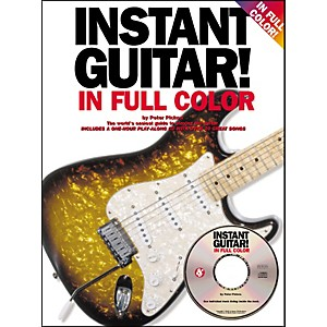 Music-Sales-Instant-Guitar--in-Full-Color--Book-CD--Standard