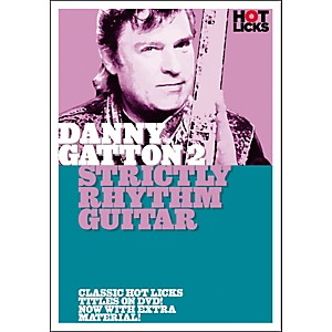 Hot-Licks-Danny-Gatton-2-Strictly-Rhythm-Guitar--DVD--Standard